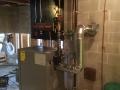 oil-fired Viessmann boiler, Woolwich