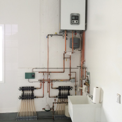 Prestige Gas Boiler Ferns 8'off floor